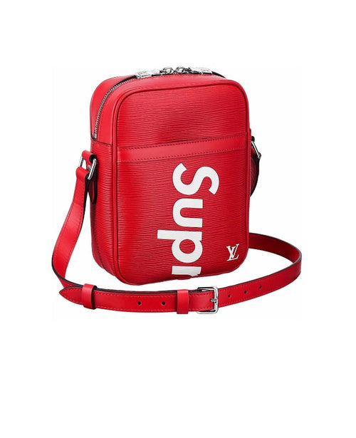 Louis Vuitton x Supreme Danube EPI PM