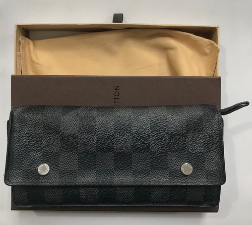 Women's Louis Vuitton Long Modulable  Wallet *Used*