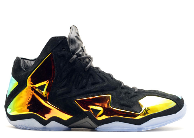 Lebron 11 EXT QS Kings Crown