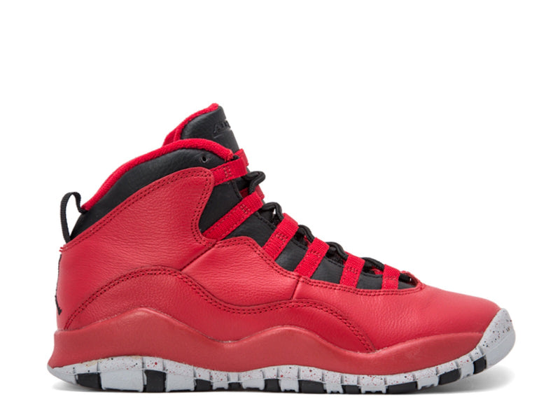 Air Jordan 10 Retro GS Bulls Over Broadway