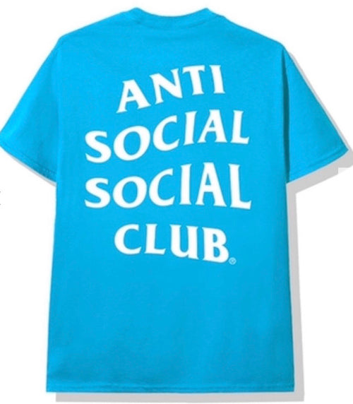 Anti Social Social Club Tee Members Only Tee