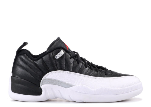 Air Jordan 12 Low Retro Playoff