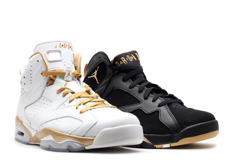 Air Jordan Golden Moment Pack