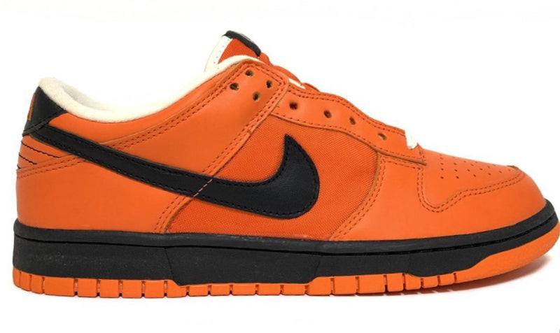 Nike Dunk Low Safety Orange