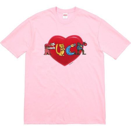 Supreme Fuck Love Tee
