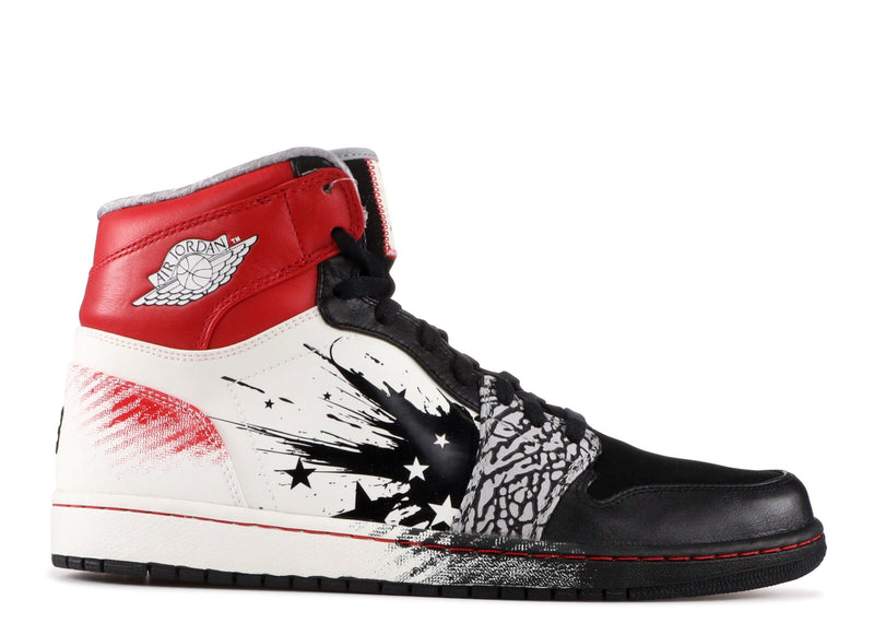 "Air Jordan 1 High DW ""Dave White"""