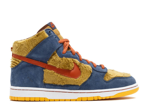 Dunk High Premium SB Three Bears
