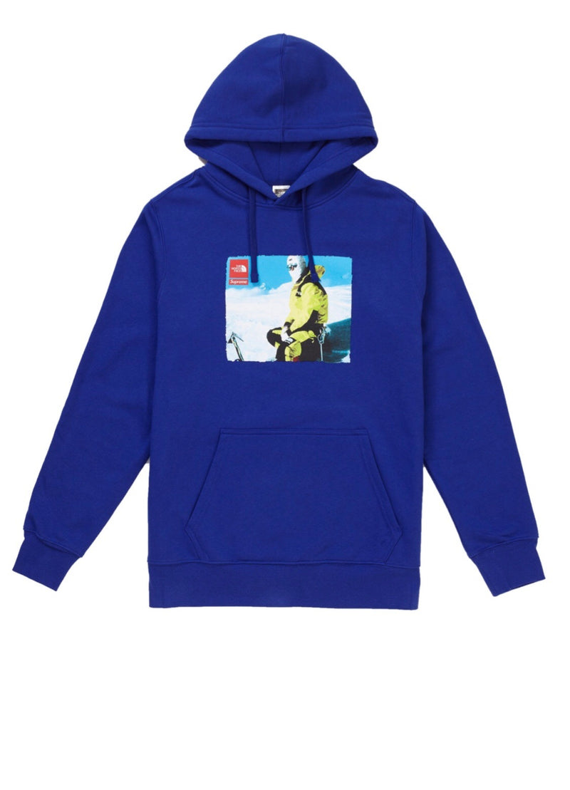 Supreme x North Face Photo Hoodie