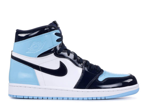Air Jordan 1 Retro High Patent UNC