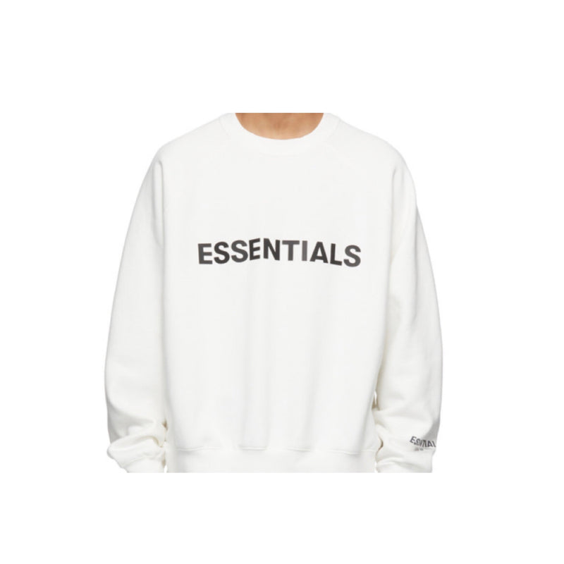 Essentials Pullover Crewneck Sweatshirt