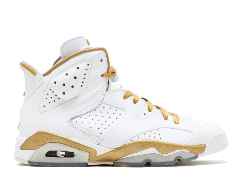 Air Jordan 6 Retro Golden Moments Pack