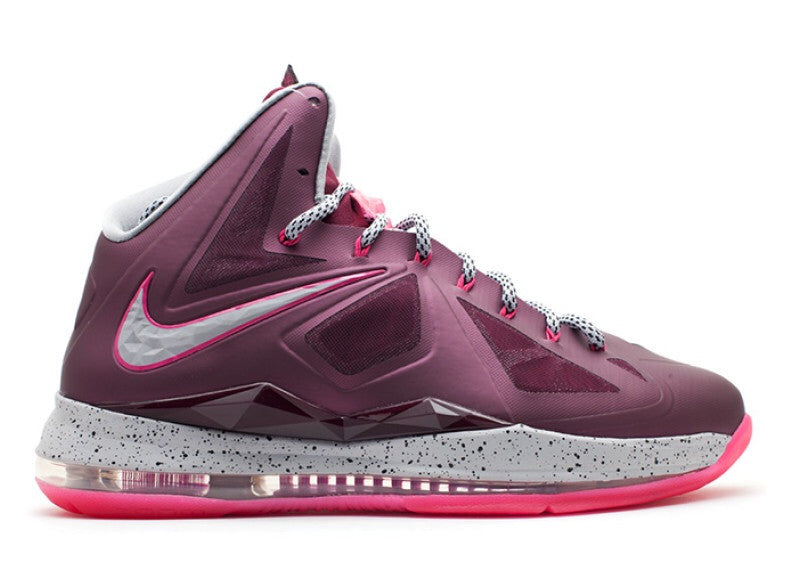Lebron 10+Sport Pack With Nike+ Basketball Crown Jewel