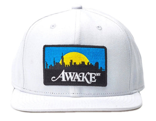 Awake Skyline Patch Hat