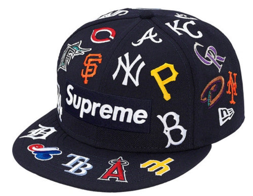 Supreme MLB New Era Hat