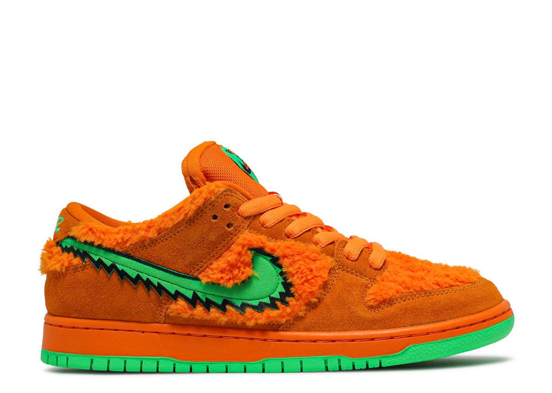 Grateful Dead X Dunk Low SB 'Orange Bear'
