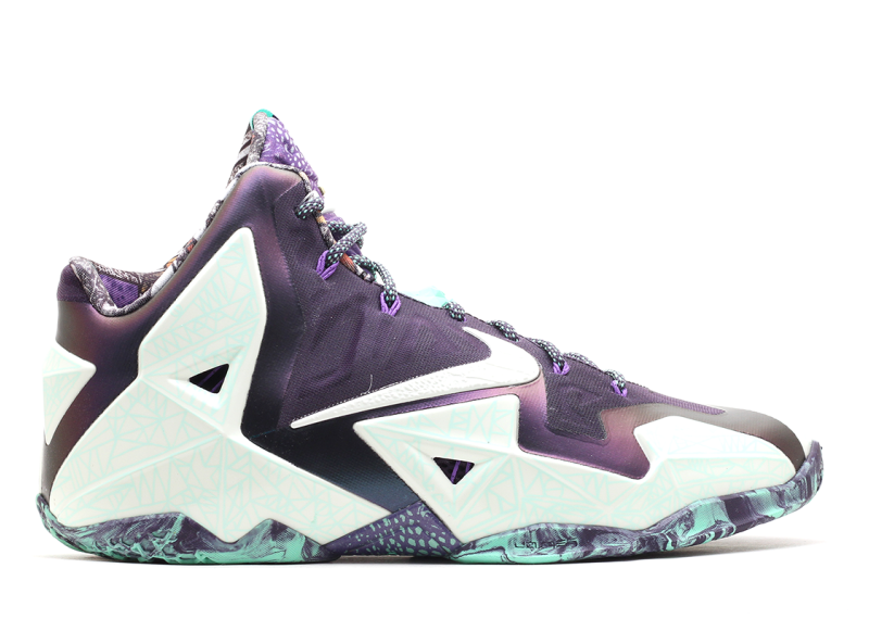Lebron 11 AS Gumbo