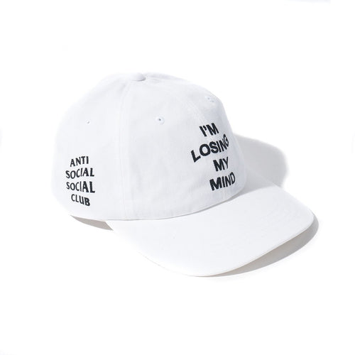 Anti Social Social Club I'm Losing My Mind Cap