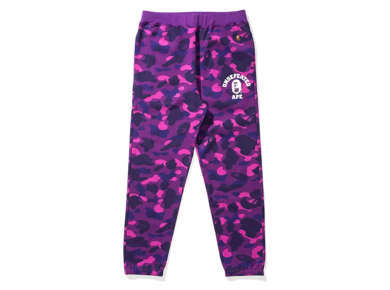 Bape x Undefeated Sweatpants