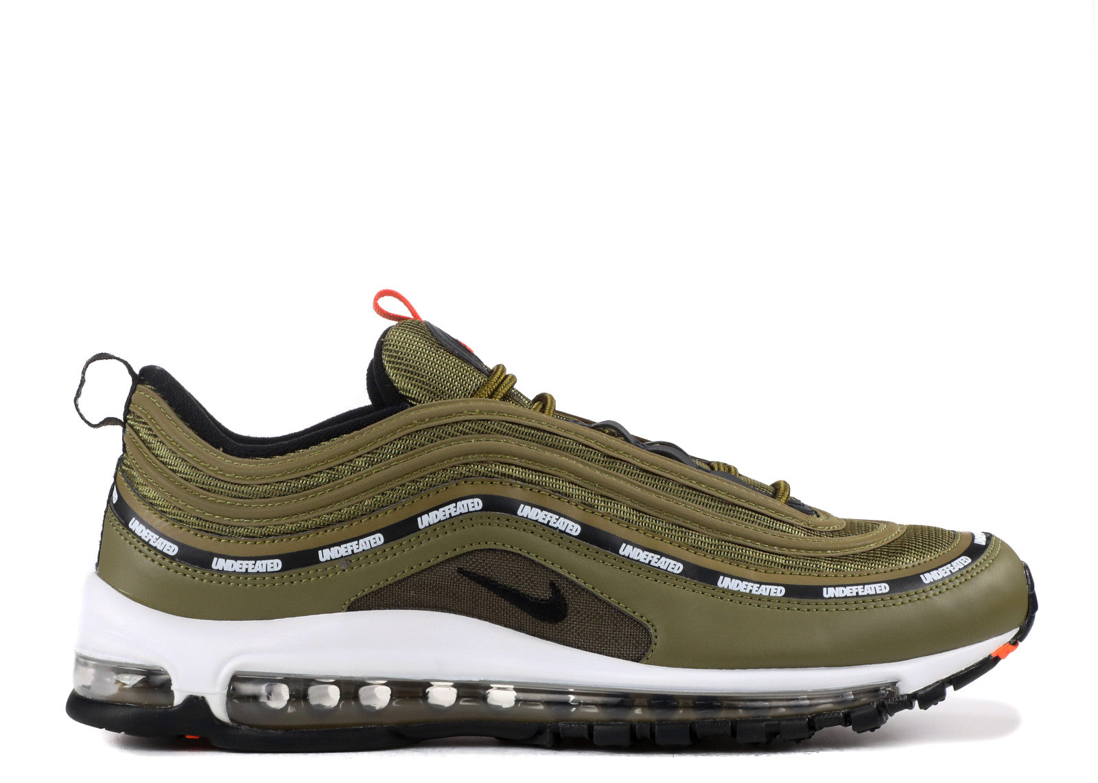 release date 61a44 02b56 Air Max 97 Undefeated Complexcon Exclusive