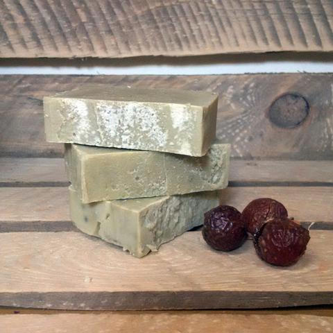 Beer & Bay Soapnut Shampoo Bar 90g
