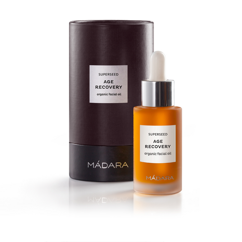 Madara Superseed Age Recovery Organic Facial Oil 30ml