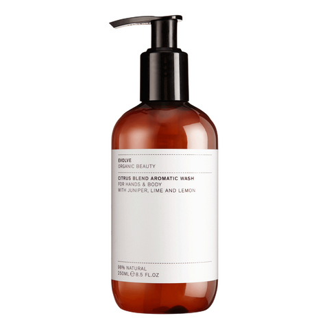 Organic Citrus Blend Aromatic Wash 250ml