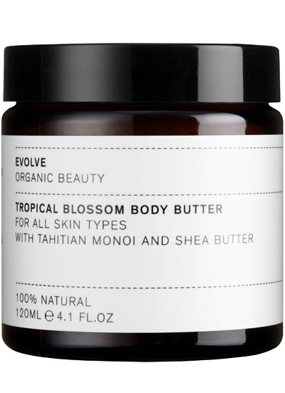 Tropical Blossom Body Butter 120ml