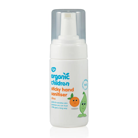 Organic Children Sticky Hand Sanitiser  - 100 ml