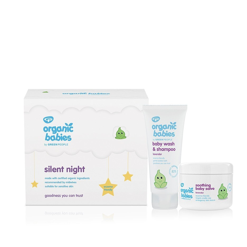 Organic Babies Silent Night Sleep