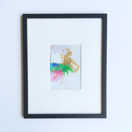 Framed Abstract Art