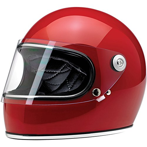 Biltwell Gringo S Helmet (Gloss Blood Red)