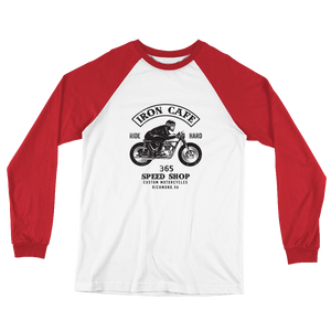 Bikers 365 Iron Cafe Long Sleeve Shirt