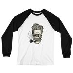 Bikers 365 Pipe Skull Long Sleeve Shirt