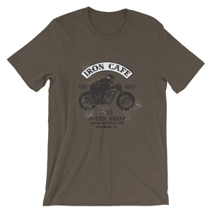 Iron Cafe Shop Shirt