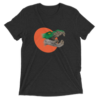 """Crocodylia"" Men's Tee-Denizen Apparel"