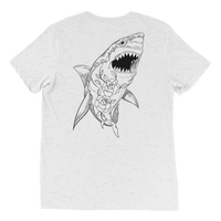"""Shark Fin Soup"" Men's Tee-Denizen Apparel"