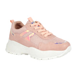 BELLA-20 Suede Fashion Sneaker