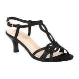 BERK-229 Wholesale Women's Low Heeled Sandal