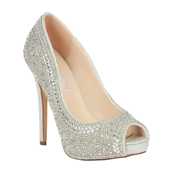 ETERNITY-130 Wholesale Women's Peep Toe Pump