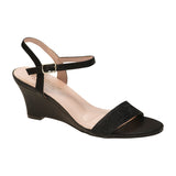 FIELD-26 Low Wedge Sandal