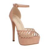 FLORA-17 Women's Platform High Heel