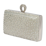 HB-ETERNITY-130 Wholesale Women's Evening Bag with Rhinestones