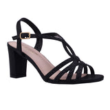 HUNK-2 Block Heel Dress Sandal