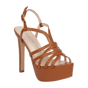SARENA-1 Platform Strappy High Heel
