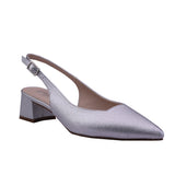 SEMI-11 Slingback Low Heel
