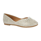 TERRA-2 Women's PU Vega Leather Flat