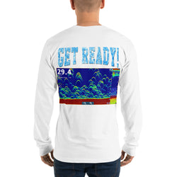 Long sleeve t-shirt   GET READY 2