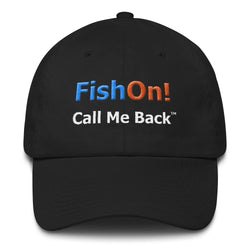 Hat ball cap FishOn!