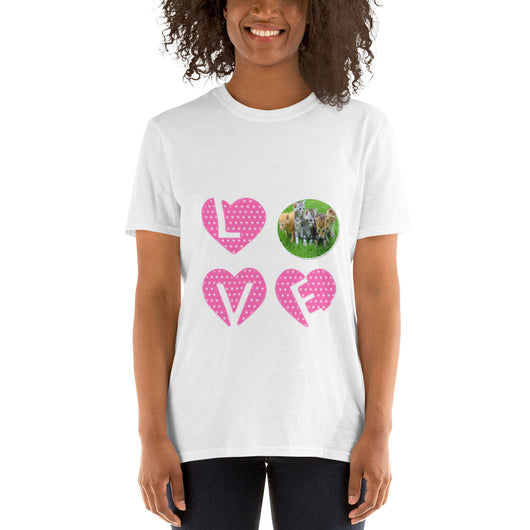 Softstyle T-Shirt  LOVE Kittens 1