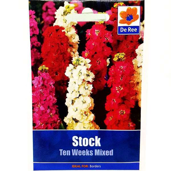 Stock Ten Weeks Mixed